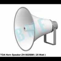Harga speaker horn toa corong zh 5025bm original | Pembandingharga.com