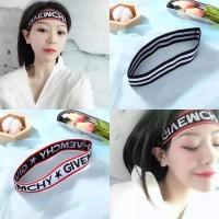 NAGEN Headband head band ikat kepala olahraga lari joging yoga zumba11