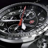 Jam Tangan Victorinox Swiss Army Watch Premium Chronopro 241451 Langka