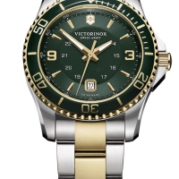 Pre Order Jam Tangan Victorinox Swiss Army Chronograph Maverick New