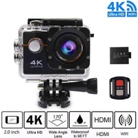 KOGAN Action Camera 4K ultra HD 16 MP Wifi Like Go Pro Xiaomi Yi