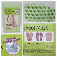 SKINLITE EXFOLIATING FOOT MASK SASA SINGAPORE