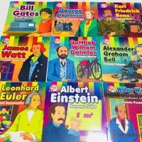 Buku Cerita Anak seri tokoh dunia