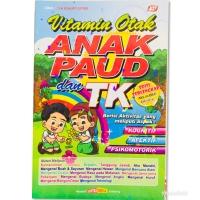 Vitamin Anak Paud dan TK - Buku Anak PAUD dan TK