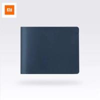 Original 90 Xiaomi Men Wallet Anti-theft Leather Fashion Dompet Pendek
