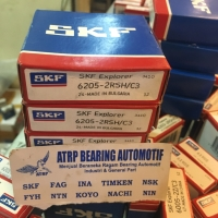 BALL BEARING 6205 2RSH/C3 SKF