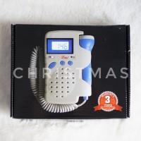 Alat Fetal Doppler Lotus / Alat Cek Detak Jantung Bayi LCD