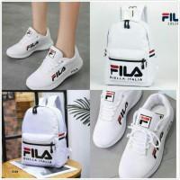 Harga 1 set fila tas ransel sepatu bahan | Pembandingharga.com
