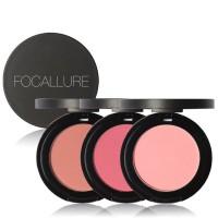 FOCALLURE FA25 Face Mineral Pigment Blush Powder (11 warna )