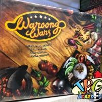 Waroong Wars ( Original ) Toko Board Game