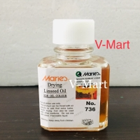 Maries Drying Linseed Oil 75 ml No. 736