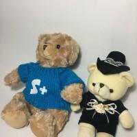Boneka Teddy Bear Berkostum Import Second Preloved Jual Murah d131388460