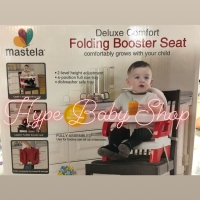 Mastela Folding Booster Seat Portable