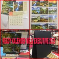 KALENDER MEJA EXECUTIVE 2018 PEMANDANGAN ALAM INDONESIA