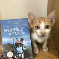 Buku Nyomie and max