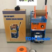 Cup Sealer / Mesin Penyegel Plastik / Gojek