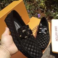 LOU IS VUITTON-jual sepatu pria branded loafers premium fashion kanto 434834ea21