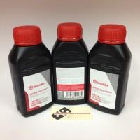Minyak Rem Brembo Brake Fluid Dot 5.1 Evo 500++