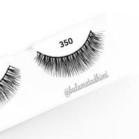 350 Bulu Mata Palsu Handmade (bulumata eyelashes fake lashes)