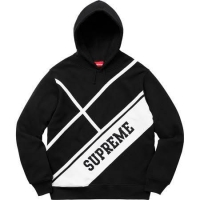 Supreme Diagonal Hoodie SS18 (Perfect Version)