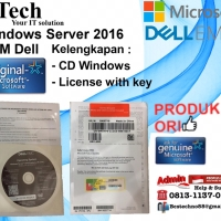 Microsoft Windows Server 2016 OEM Dell
