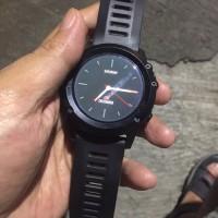 Smartwatch mircorwear H1 lengkap mulus
