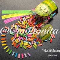 Rainbow Words of God - 365 Ayat Alkitab Dalam Kapsul versi Rainbow