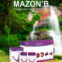 Mazon B / Amazon Berries Obat herbal Kanker payudara