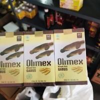 Minyak Ikan Gabus - Izin BPOM - Halal MUI - Olimex ganti Albumex