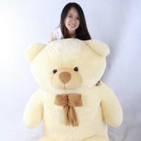 Boneka Beruang/ Teddy bear JUMBO 1,2 Meter IMPOR