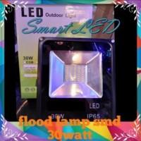 Lampu led sorot rgb 30w 30 w sorot led warna warni rgb led panggung