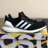 Adidas ultra boost 4.0 core black white show your stripes