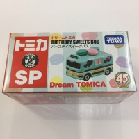 Dream Tomica Birthday Sweet Bus