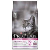 Proplan/Pro Plan Cat Delicate Optirenal/Sensitive Skin Stomach 2,5KG