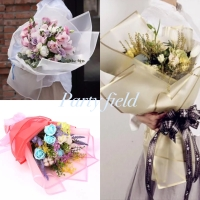 Flower wrapping / flower wrap / kertas bunga WATERPROOF ANTI AIR