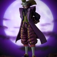 "S.H.Figuarts Dairokutenmaou Joker ""Batman Ninja"""