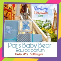 Parfum Paris Baby Bear / Baby Bear Paris / Zwitsbaby / zwitsal