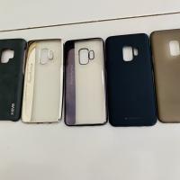 Paket case bekas Samsung Galaxy S9