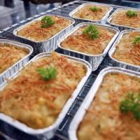 Baked Macaroni Schotel - BEEF MINI