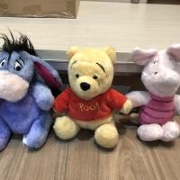 Boneka Winnie the Pooh Piglet Eeyore Disney