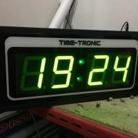 Jam Dinding Digital Time Tronic