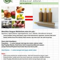 Herbal bawang putih tunggal jahe merah