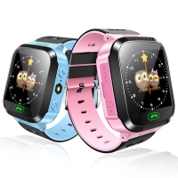 Jam Tangan Anak GPS Tracker Kids Smartwatch Smart Watch Super Canggih