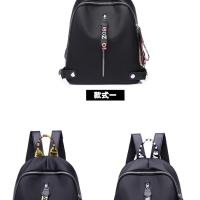 Tas ransel wanita/tas backpack fashion wanita Korea impor