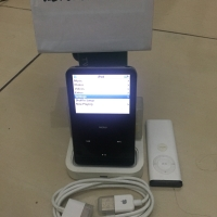 Ipod classic video 5,5 th gen 80gb wolsof series chip audio
