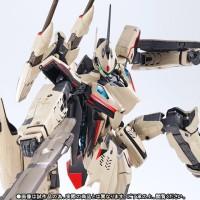DX Chogokin YF-29 Isamu Dyson Custom + Super Parts SET