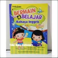 Buku Anak,Bermain dan Belajar Bahasa Inggris untuk TK/PAUD