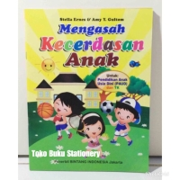 Buku Anak Mengasah Kecerdasan Anak TK/PAUD