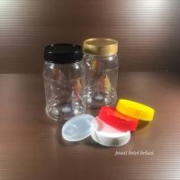 Toples bumbu 270 ml / botol sambal / toples plastik 270 ml