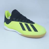 Sepatu futsal adidas original X Tango 18.3 stabilo hitam new 2018 1534831326